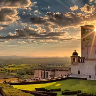 Basiliek van Sint Fransiscus in Assisi
