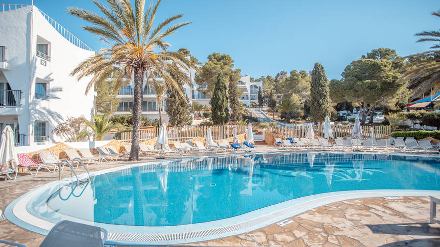 Zwembad Marble Stella Maris Ibiza