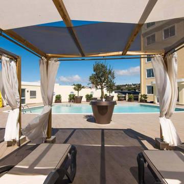 Zwembad Hotel Vila Galé Estoril