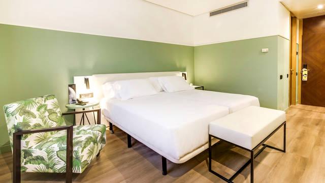 Kamer Hotel Eurostars Acteón