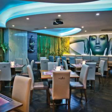 Restaurant Pebbles Resort Hotel