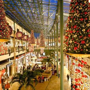 Dusseldorf kerst