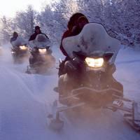 5 daags winteravontuur Kiruna