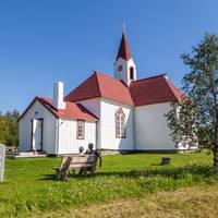 Karasjok - Sami Kerk