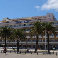 Hotel Baia vooraanzicht
