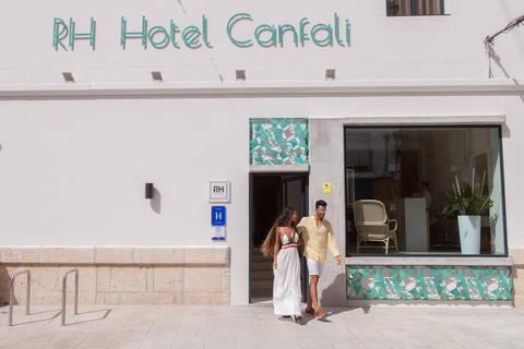 Last minute zonvakantie Costa Blanca 🏝️Gastrohotel RH Canfali