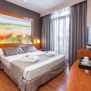 Kamer Hotel Catalonia Excelsior