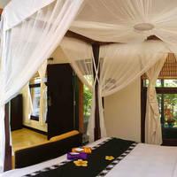 Voorbeeld deluxe beach bungalow