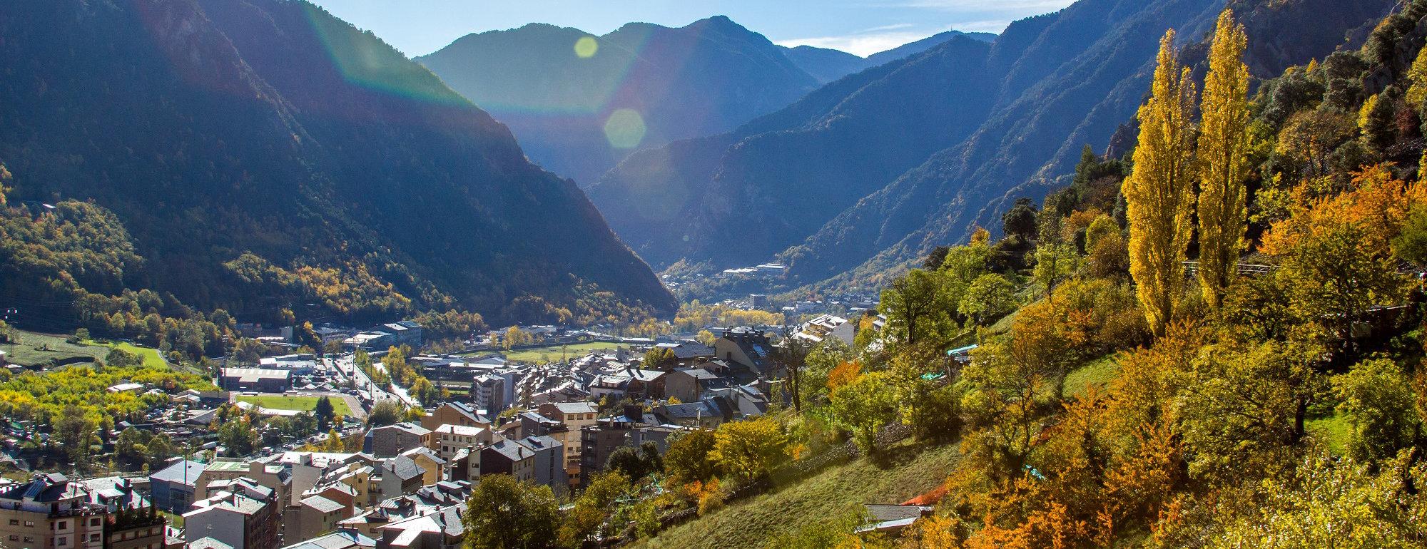 Busreizen Andorra