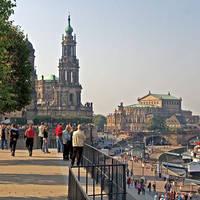 Dresden Bruhslche terras