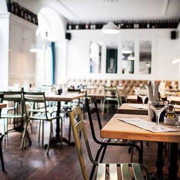 Restaurant First Hotel Kong Frederik