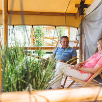 Terme Olimia Glamping tent S