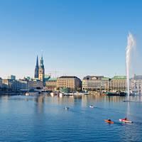 Alstermeer Hamburg