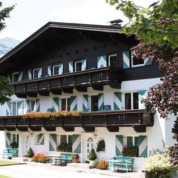 Achterzijde Appartementen Christine Brixen