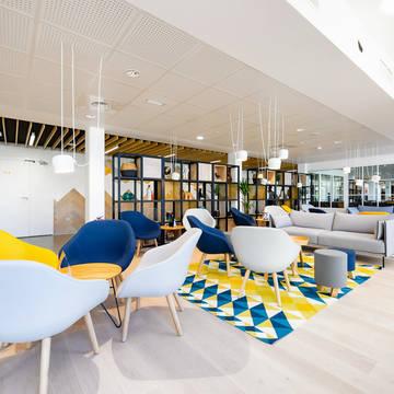 Lounge Staycity Marne La Vallee