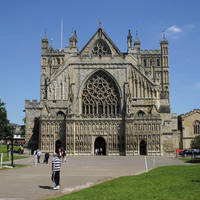 Devon, Exeter Cathedral