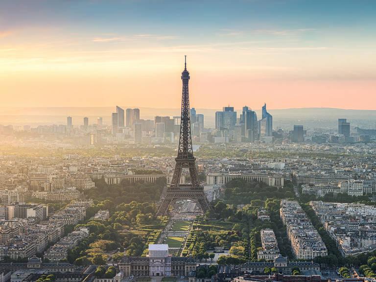 Stedentrip Parijs)