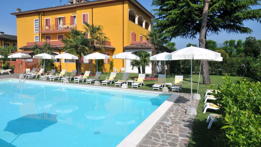 Zwembad La Quiete Park Hotel