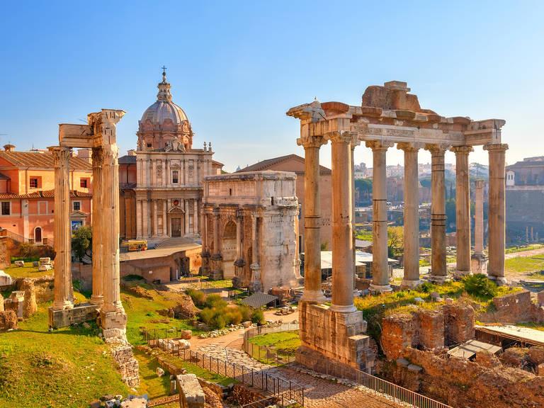 Stedentrip Rome)