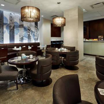 Restaurant Hotel Distrikt New York City