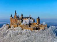 Burg Hohenzollern winter