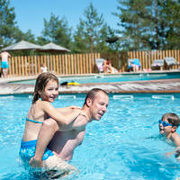Camping Huttopia Bourg St. Maurice