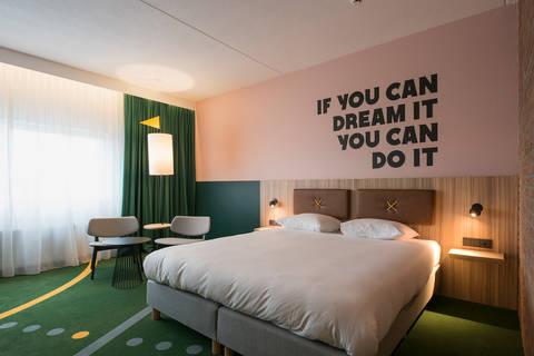Heerlijke autovakantie Noord-Brabant 🚗️HUP Hotel Mierlo