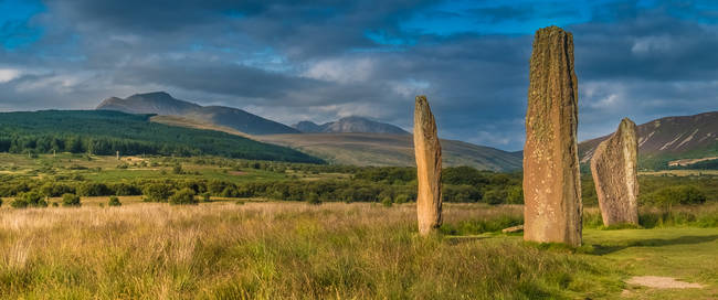 Isle of Arran - Machrie Moor Stones
