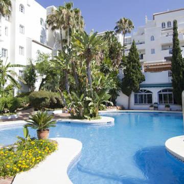zwembad Appartementen Royal Oasis at Pueblo Quinta