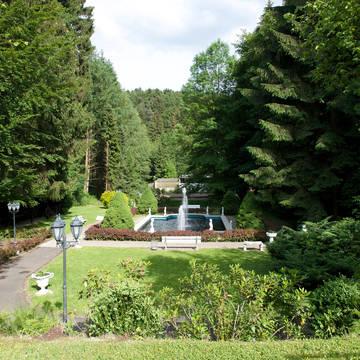 Tuin Hotel Wyndham Garden Gummersbach