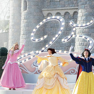 Disney 25-jarig jubileum