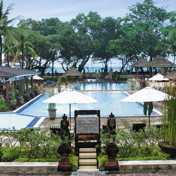 Overzicht hotel The Jayakarta Bali