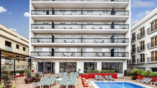Hotel aanzicht Aqua Hotel Bertran Park - adults recommended