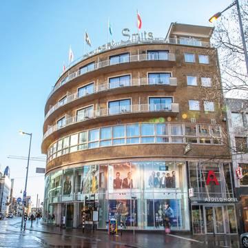 Exterieur Apollo Hotel Utrecht City Centre