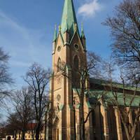 kathedraal Linköping