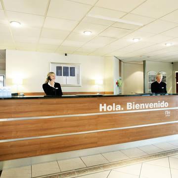 Receptie Hotel NH Zandvoort
