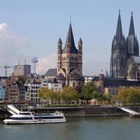 5-daagse riviercruise met mps Statendam Over de Rijn naar Keulen en Koblenz