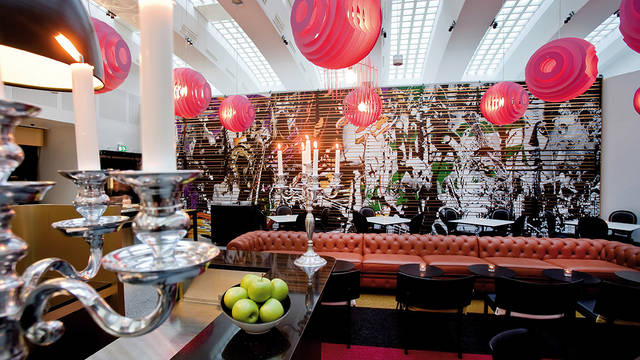 Atrium Hotel Scandic Malmen