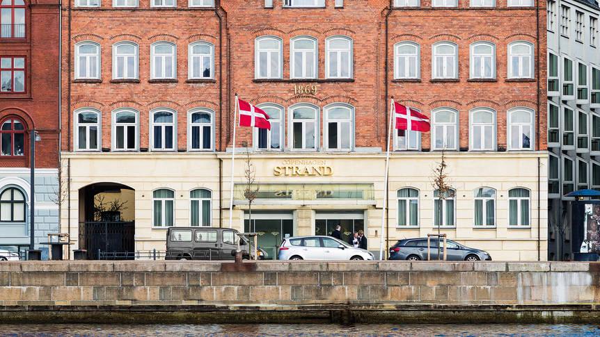 Exterieur Hotel Copenhagen Strand