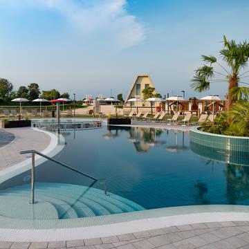 Zwembad Marina Azzurra Resort