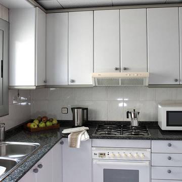 Keuken Appartementen Madanis