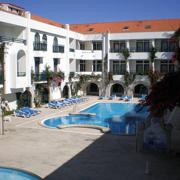 zwembad2 Hotel Suave Mar