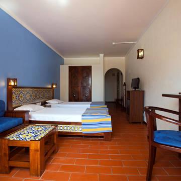 Voorbeeld kamer Hotel Casablanca Inn