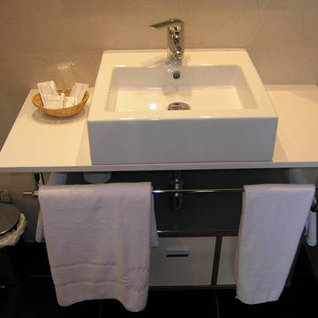 Badkamer Appartementen Arago565