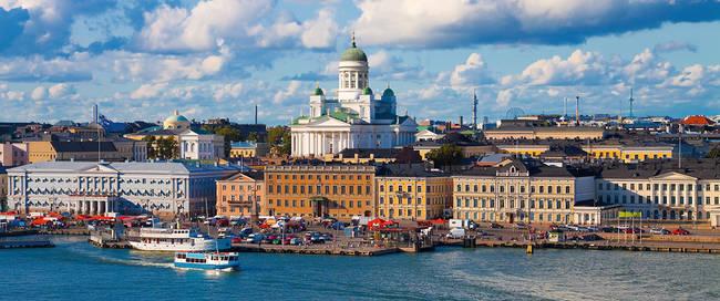 Skyline Helsinki