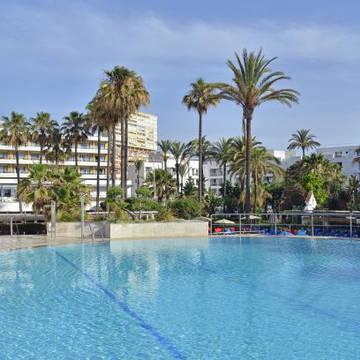 Zwembad Hotel Sol Don Pablo