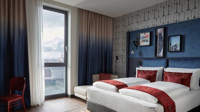 Kamer Hotel Indigo Berlin City - East Side