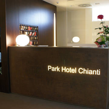 Receptie Park Hotel Chianti