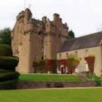 Crathes Castle en tuin