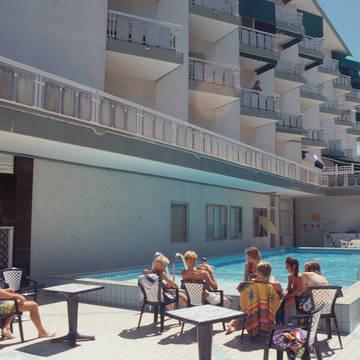 Appartementen Lido di Jesolo met zwembad Appartementen Lido di Jesolo